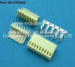 Molex 2.54mm board to board connector