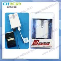 Smart charging treasure | Mobile Power | Portable phone charger HTC millet | Apple 5000mah