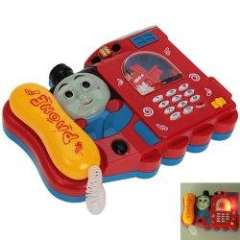 Excellent Thomas the Train Appearence Music Toy Phone for Kids