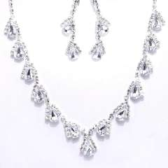 Urged bridal necklace the bride necklace bride chain sets 013