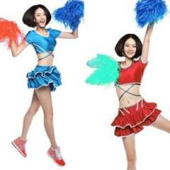 Callisthenics cheerleading costume clothes performance wear clothes