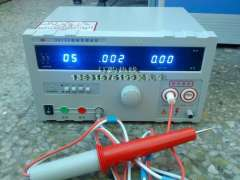 5KV AC and DC voltage tester