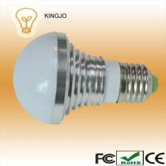 Factory price & high quality 3w led bulb (mushroom light)