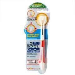 USA and China double patent - Kanger Li on three sides, a soft-bristled toothbrush
