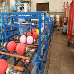 New automatic multi-colours TY latex balloon printing machine