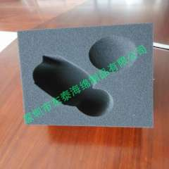 Supply breathable one piece shockproof sponge lining | integrally molded shockproof breathable foam lining manufacturer located