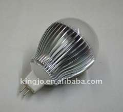 5W LED bulb with excellenet Aluminum design and CE\RoHS\FCC certifications OEM\ODM welcomed
