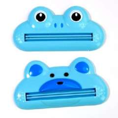 Revitalization cartoon animal toothpaste squeezer / toothpaste partner - two loaded | Color Random