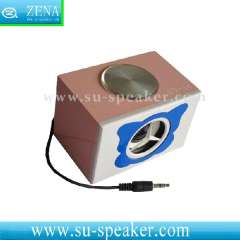 Portable Mini Speaker for mp3, laptop ST-14