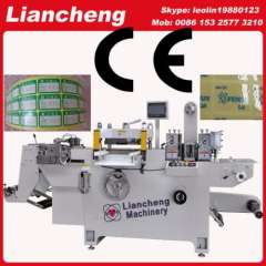 Liancheng New automatic die cutting machine\paper die cutting machine\label die cutting machine