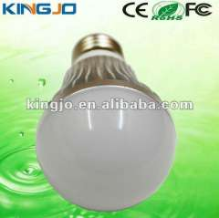 Excellent quality E27 led 5w bulb lamp with CE, ROHS, FCC