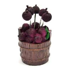 Casks bayberry fruit fork