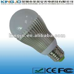 New E27 dimmable led bulb
