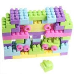 NO.2837 Plastic Building Blocks Educational Funny Toy for Children