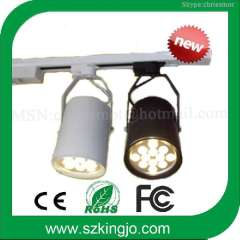 Show Room Cree Chip 12w led tracklight\track lamp\track spot light