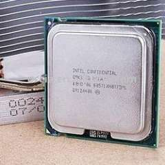 Desktop Used CPU Intel Pentium Dual Core E6500
