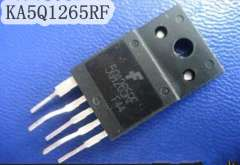 KA5Q1265RF, home appliance IC, Switch power supply IC