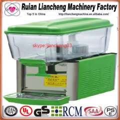 made in china 110\220V 50\60Hz spray or stirring European or American plug fruit juicer production line