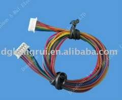 led tube cable assemblies pitch 2.5