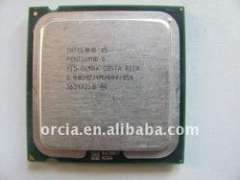 second hand, used in stock 2.8GHz 4MB CPU pentium d PD915, 925, 945