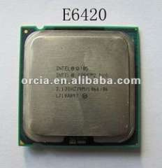 desktop cpu E6420 used cpu
