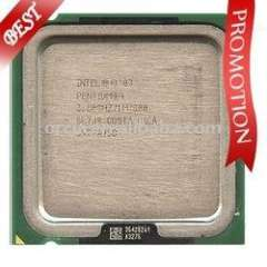 Used Intel CPU P4 560 3.6GHz, 1M, 800MHz, 775pin, 90nm