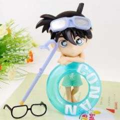 Interesting Detective Conan Wear Swimsuit Modelling PVC Figure Doll