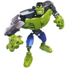 Educational Toy NO.6004 Super Heroes Green Giant DIY Model of New Design
