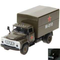 NO.ET1048 Military Vehicle\Car with Light and Sound for Children - Army Green