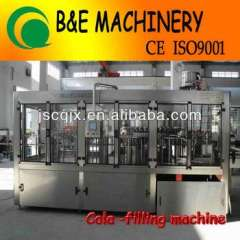 Bottled Cola Filling Machine