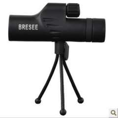 Wholesale Bresee monocular telescope 8x30 hd pocket-size bird telescope
