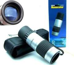 Wholesale Super Mini 15-55x21 Zoom Adjustable Monocular Telescope with a Tripod for Camping & Hunting