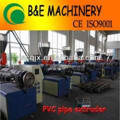 PVC Water Pipes Manufacturing Machinery