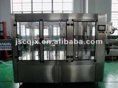 2013 new kind 3 in 1 filling -capping -sealing machine production line