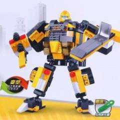 NO.81512 Plastic Building Blocks War Fire Educational Funny Toy for Children
