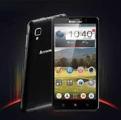 Lenovo / Lenovo P780 long standby dual card dual standby quad-core Android smartphone business