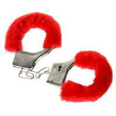 Real Handcuffs with Working Lock and Key