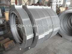 HDPE\LDPE Corrugated Pipe Production ine