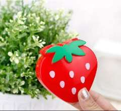 Lovely Personality | strawberries modeling | storage box | jewelry boxes | 3 pcs | Random Color