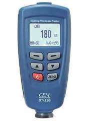 CEM DT-156 Paint Coating Thickness Gauge Tester F\NF