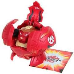 Bakugan Figure Toy Collection for Children - Red