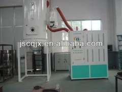 Auxiliary machine for Plastic production