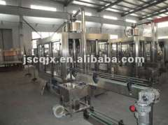 washing -filling-capping 3 in 1 bottle production line