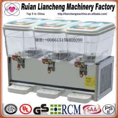 made in china 110\220V 50\60Hz spray or stirring European or American plug fruit juice concentrate machine
