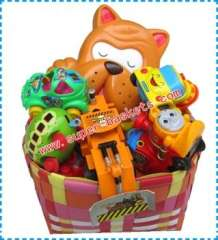 Children's toys basket