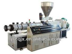 Conical Double Screw Extrusion Equipment