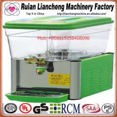 made in china 110/220V 50/60Hz spray or stirring European or American plug ginger juice extraction machine