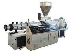 Conical Double Screw Extruding Equipment