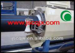PVC Extrusion Line for energy supply pipe