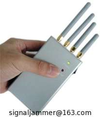 Signal jammer | Professional Portable Cell Phone Jammer - Professional Blocking 2g and 3G Cell Phone Signa